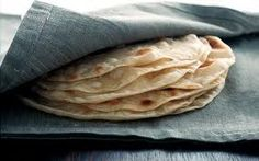 Homemade tortillas..you'll never want store bought again