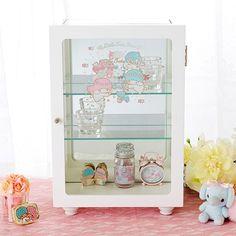 【2014】Cupboard (¥10,500, 27x15x40cm) ★Little Twin Stars★