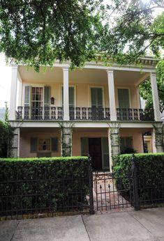 Built in 1872 Garden District, New Orleans, LA