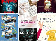 I libri del mese di Novembre 2017 - Anteprime