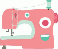 ep sewing machine-------------------------I think I'm in love with this shape from the Silhouette Online Store!