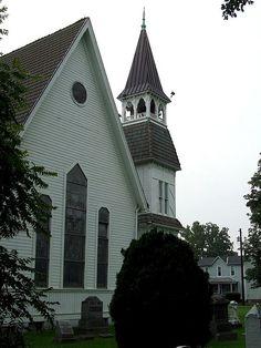 Logan's Ferry Presbyterian Church, New Kensington, PA