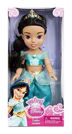 Disney Princess Toddler Dolls, Disney Baby Dolls, Disney Princess Cinderella, Cute Baby Dolls, Disney Toys, Disney Princesse Jasmine, Jasmine Disney, Princess Jasmine, Little Girl Princess Dresses