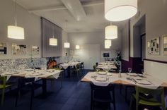 """Where chefs eat: Milan: Ristorante by: Davide OlandiBest for: Bargain dining""""It's my local trattoria"""" Places To Eat, Milan, Conference Room, Dining, Chefs, Table, Furniture, Home Decor, Food"""