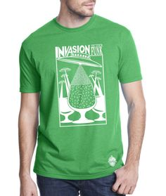 Invasion of Funk! Sour Craft Beer t-shirt.