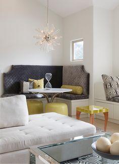 Transitional Dining Room Innovative Designs