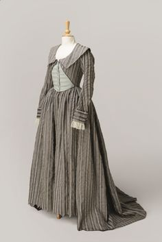 Costume designed by Michael O'Connor for Keira Knightley in The Duchess (2008) From Cosprop