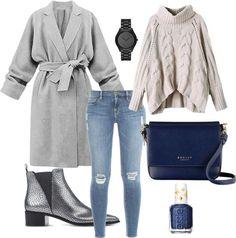 Shades of grey&blue