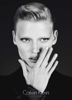Fashion is having a Lara Stone moment – again. She is the face for Tom Ford's new beauty line, meaning her exclusive for Calvin Klein has come to an end . No matter – she is still the face of Calvi…