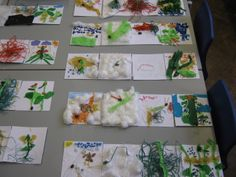 More work produced by my year 1s Fantastic!! parable of the sower RE parables story map