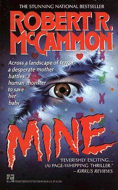 Robert McCammon » Robert R. McCammon's MINE