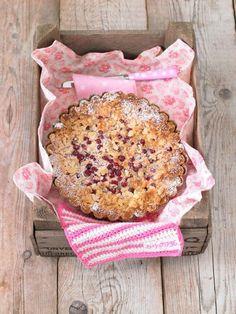 Rezept: Johannisbeer-Kuchen mit Mascarponecreme