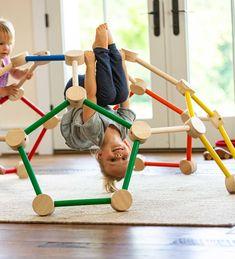 Wooden Indoor Climbing Dome | MagicCabin Climbing Dome, Kids Climbing, Indoor Climbing, Toddler Climbing Toys, Kids Indoor Gym, Kids Gym, Indoor Play, Toddler Teacher, Toddler Play
