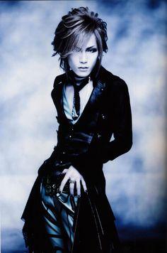 Takashima Kouyou - Uruha\\\ Real Name: Takashima Kouyou Part: Guitar Date Birth: 9th June 1981 Blood Type: O Birthplace: Kanagawa prefecture (Shounan district) Height: 177 cm Weight: 62 kg