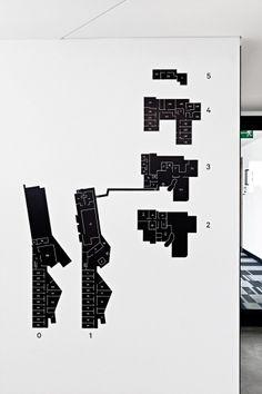 Poziom 511 | Jarek Kowalczyk – Komunikacja Wizualna in Wayfinding