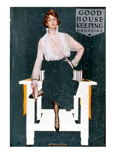 1916 April   Good Housekeeping magazine cover.   http://www.goodhousekeeping.com/cm/crosssite/site_images/home-design-network.png  Hearst Digital Media