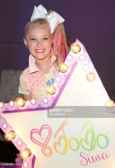 Dancer JoJo Siwa on the red carpet at JoJo Siwa from 'Dance Moms'... News Photo | Getty Images More