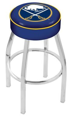 "Buffalo Sabres 4"" Seat Bar Stool"