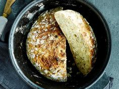 Tämäkö pataleipä gluteeniton? Mehevän leivän makua ei erota tavallisesta | Kodin Kuvalehti