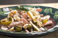 salad, german recip
