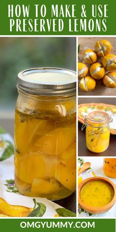 Once you try these preserved lemons, you'll wonder where this condiment has been all your life. Tangy, zippy, fragrant - just a few descriptors of their flavor profile. Use them in salads, dressings, marinades, grilled meats, fish, chicken and of course all of your Middle eastern inspired food. #lemons #preservedlemons #Ottolenghipreservedlemons #meyerlemons #MiddleEasternCuisine Citrus Recipes, Orange Recipes, Sweets Recipes, Spring Recipes, Fruit Recipes, Diet Recipes, Healthy Recipes, Desserts, Homemade Mayonnaise