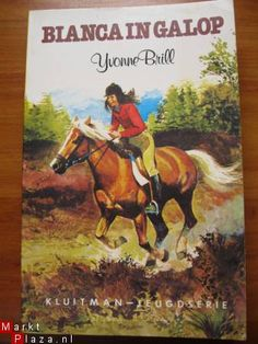 I really looooved these books about Bianca and her horses, collected them and have read them over and over again..