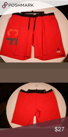 842504649b Reebok Crossfit shorts men's Medium Like new, men's medium which fits a  31-33