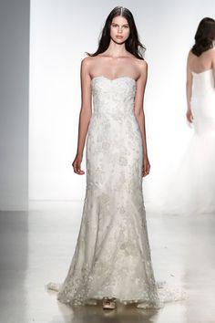 Wedding Dresses by Christos Spring 2014 Collection | Junebug Weddings