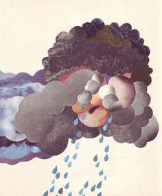 illustrated by Yoota Azargeen Yoota Azargeen: via Me Melodia
