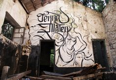 Urban Calligraphy The man behind urban... • typostrate