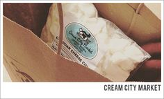 Cream City Market is setting up shop at the Valverde Bazaar Outdoor Market on May 14