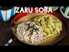 Zaru Soba (Cold Soba Noodles) ざるそば • Just One Cookbook