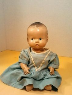 #Vintage #effanbee #composition baby doll, ,  View more on the LINK: http://www.zeppy.io/product/gb/2/282320832186/