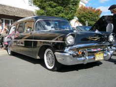 1957 Chevrolet Bel-Air Hearse