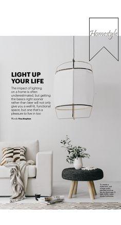 Roomie Lighting Workbook for Homestyle www.roomie.co.nz/roomielight