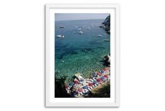 Slim Aarons, View From Il Pellicano - Photos.com by Getty Images - Photograph