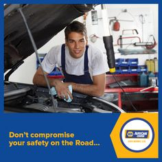 Don't compromise your safety on the Road… we won't!  #Kirkmotors #servicedepartment #customersatisfaction #valueformoney