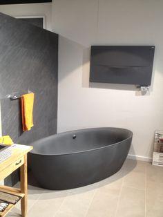 1000 images about michel boucquillon on pinterest dip dip concrete wood f - Salle de bain pierre naturelle ...