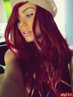 I wish I had this color for my hair