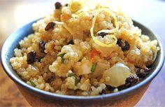 Lemon Quinoa Salad