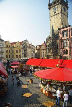 Praha : downtown