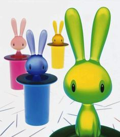 Magic Bunny chez Alessi