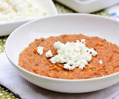 Mesir Wat Lentil Stew with Ayib Che. Ethiopian Mesir Wat Red Lentil Stew with Fresh Ayib Cheese! Gluten Free and Vegetarian Chili Recipes, Soup Recipes, Vegetarian Recipes, Cooking Recipes, Teff Recipes, Vegetarian Stew, Cooking 101, Freezer Cooking, Entree Recipes