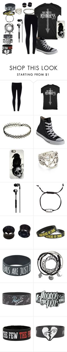 """My Style"" by hellokitty-780 on Polyvore featuring Converse, Casetify, Pamela Love, Skullcandy, Mateo and NOVICA"