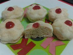 Dulce Diabetico: Galletas de frambuesa