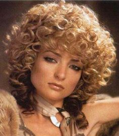 Fabulous Poof Bangs And 80S Hairstyles On Pinterest Hairstyle Inspiration Daily Dogsangcom