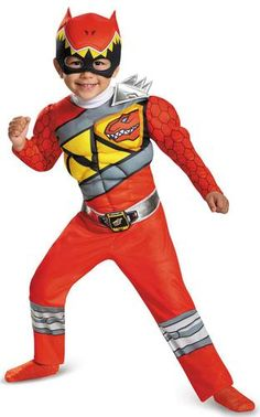This costume includes a muscle chest jumpsuit, and headpiece. Does not include socks. This is an officially licensed Power Rangers costume.