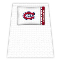 Sports Coverage NHL Micro Fiber Sheet Set - 05MFSHS5