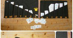 Ich wurde gebeten mein Basismaterial - das ich in jeder Schulstufe verwende - zu zeigen. Die Stellenwertkärtchen gehören dazu. Damit kann i...