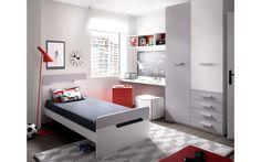 Cama Dormitorio Juvenil 2015